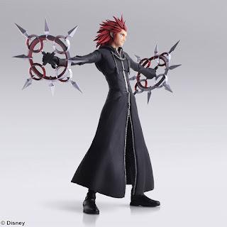 """Figuras: Imágenes y detalles de Bring Arts Axel (Lea) de """"Kingdom Hearts 3"""" - Square Enix"""