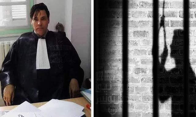 Tunisie : Suicide du juge Mekki Ben Amar en prison !