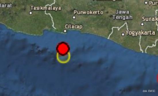 Gempa, Gempa Bumi, Cilacap, Jawa Tengah, BMKG