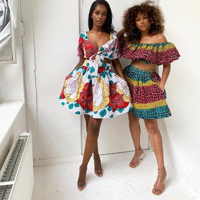 2019 Ankara Styles Inspirations