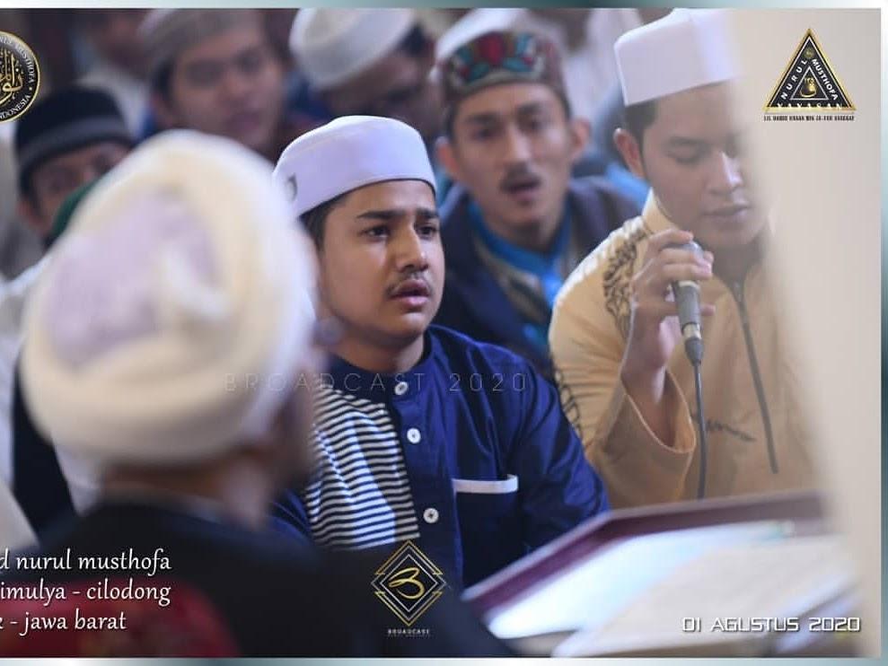 Galeri Masjid Nurul Musthofa Center