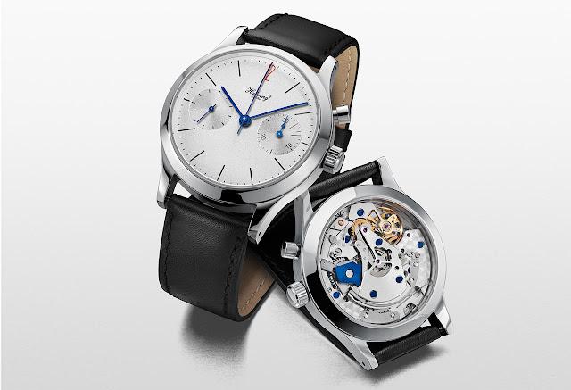 Habring2 Chrono-Felix monopusher chronograph
