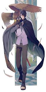 Wallpaper sasuke hd keren