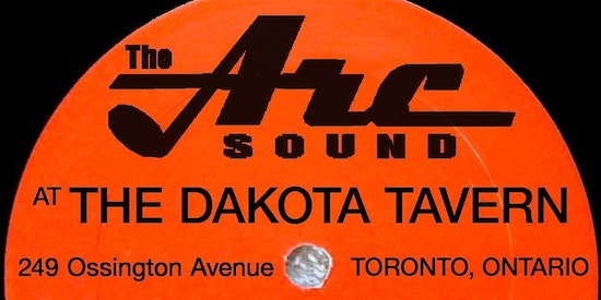 The Arc Sound @ Dakota Tavern, Thursday