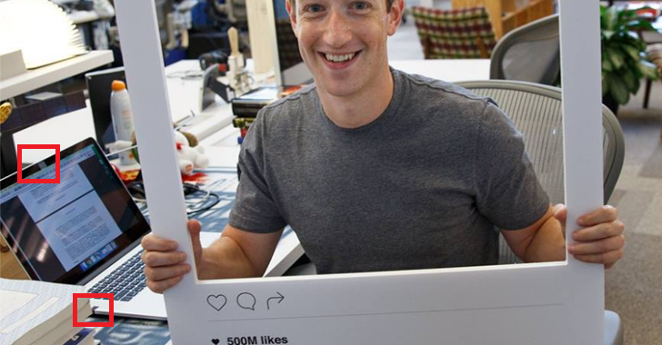 Photo reveals even Zuckerberg tapes his Webcam and Microphone for Privacy