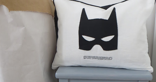 Even Superheroes need to sleep
