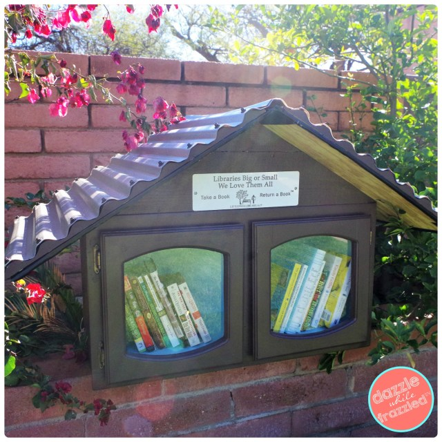 DIY Little Free Library
