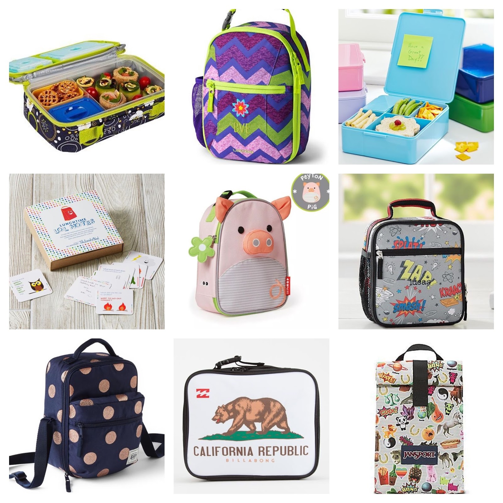 Ruth S Orange County Finds Friday Finds Kids Lunch Boxes