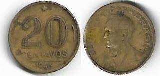 20 centavos, 1946