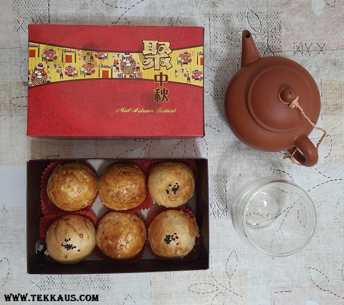 Homemade Traditional Mooncakes By Best Vegie Restaurant (慈園素食館)