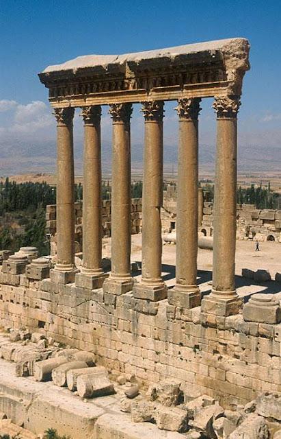 Lebanon's Baalbek temples reborn