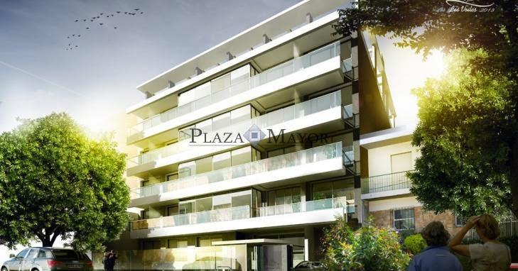 Edificio Les Voiles Inmobiliaria Plaza Mayor