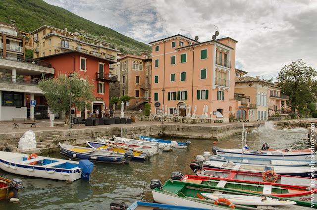 Brenzone Lago di Garda viaje