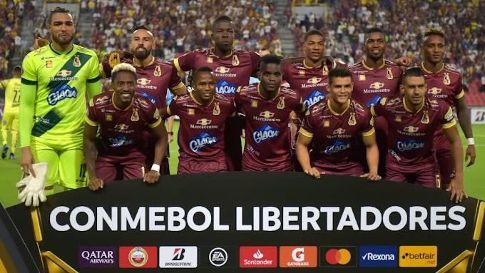 Se acabó la buena racha: DEPORTES TOLIMA se quedó por primera vez en fase de repechaje de la Copa Libertadores