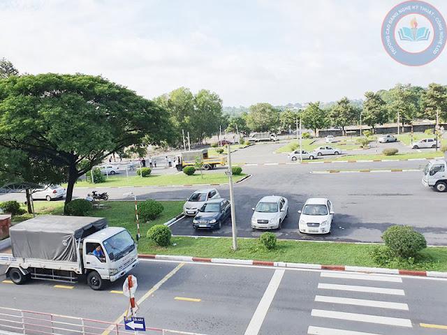 Trung tâm dạy lái xe B1, B2, C Trường cảnh sát PCCC