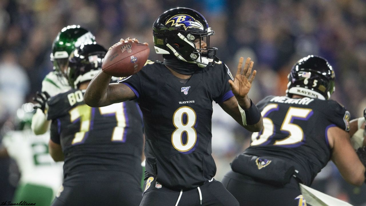 Ravens debut 'mixed-reality feature' vs Jets, fans see giant raven flying through the stadium in real time
