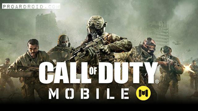تحميل لعبة الاكشن واطلاق النار Call of Duty: Mobile