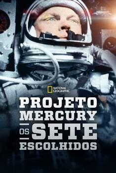 Projeto Mercury: Os Sete Escolhidos Torrent – WEB-DL 1080p Dual Áudio
