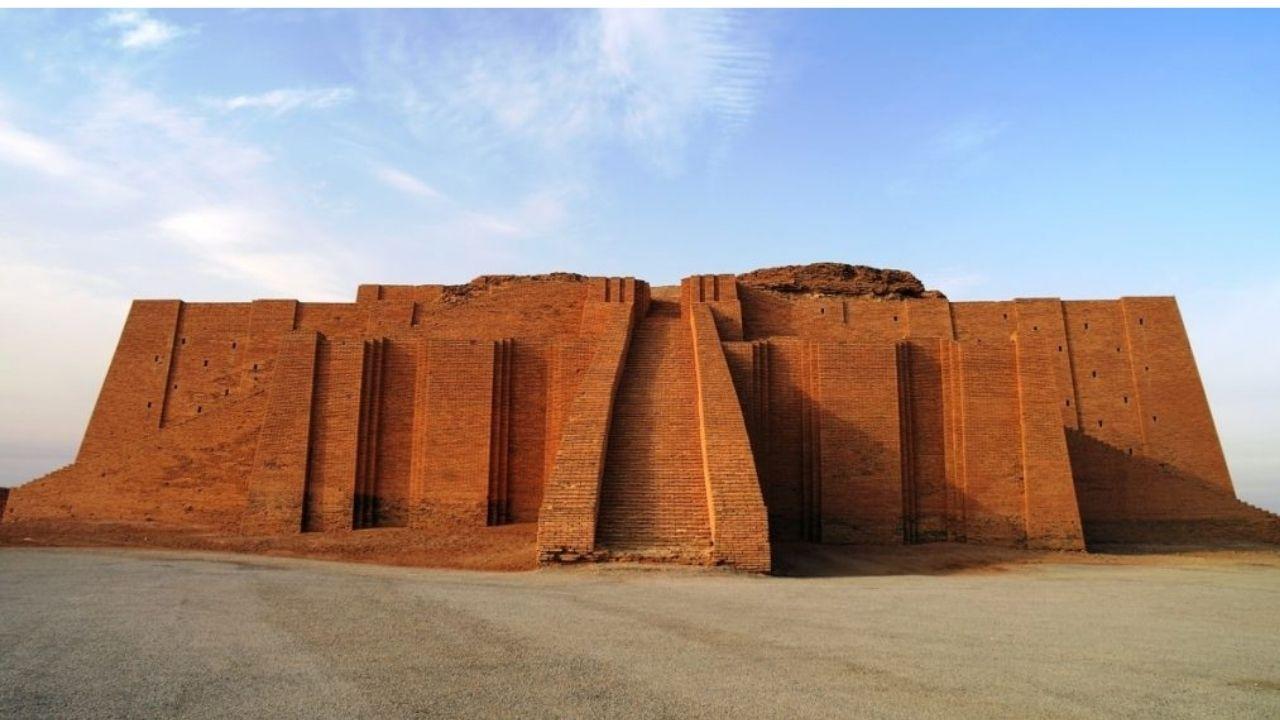 arquitectura mesopotamica sumeria