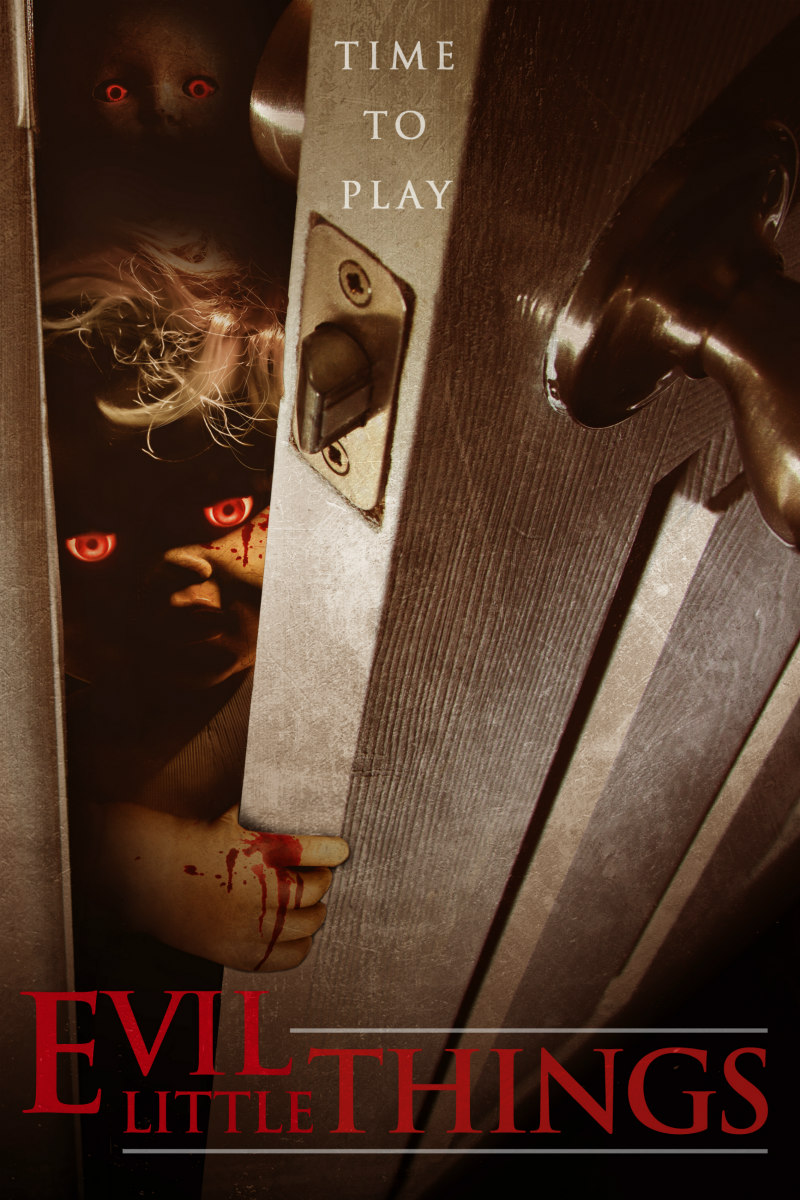 evil little things poster