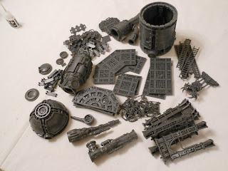 Shadow War: Armageddon scenery