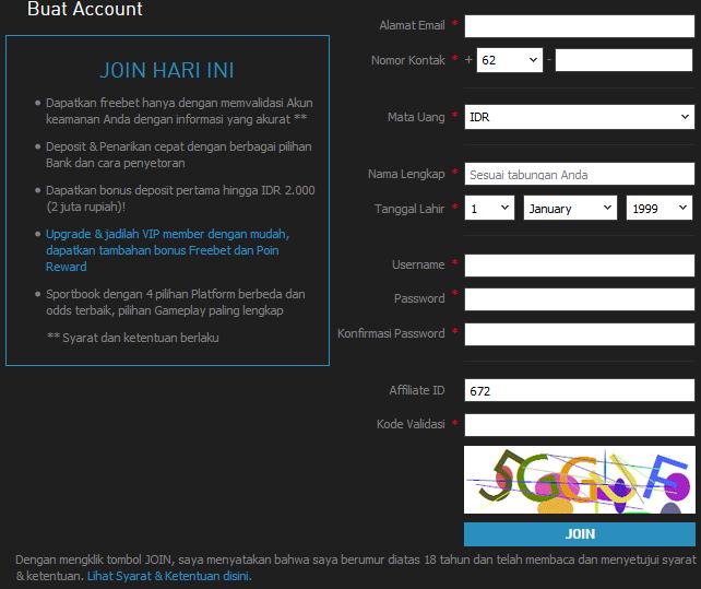 ingin mencari daerah bermain online yang kondusif CARA SINGKAT DAFTAR W88.COM