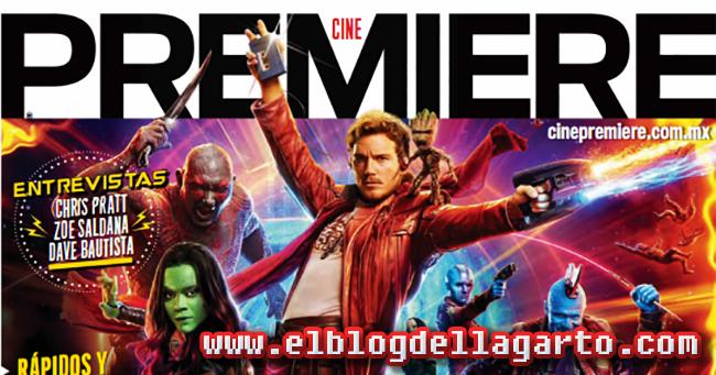 Cine Premiere México - Guardianes de la Galaxia banner