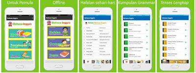 Aplikasi Bahasa Inggris Pemula