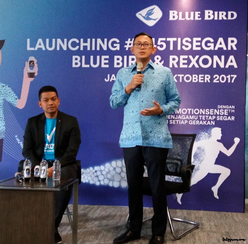Direktur Blue Bird