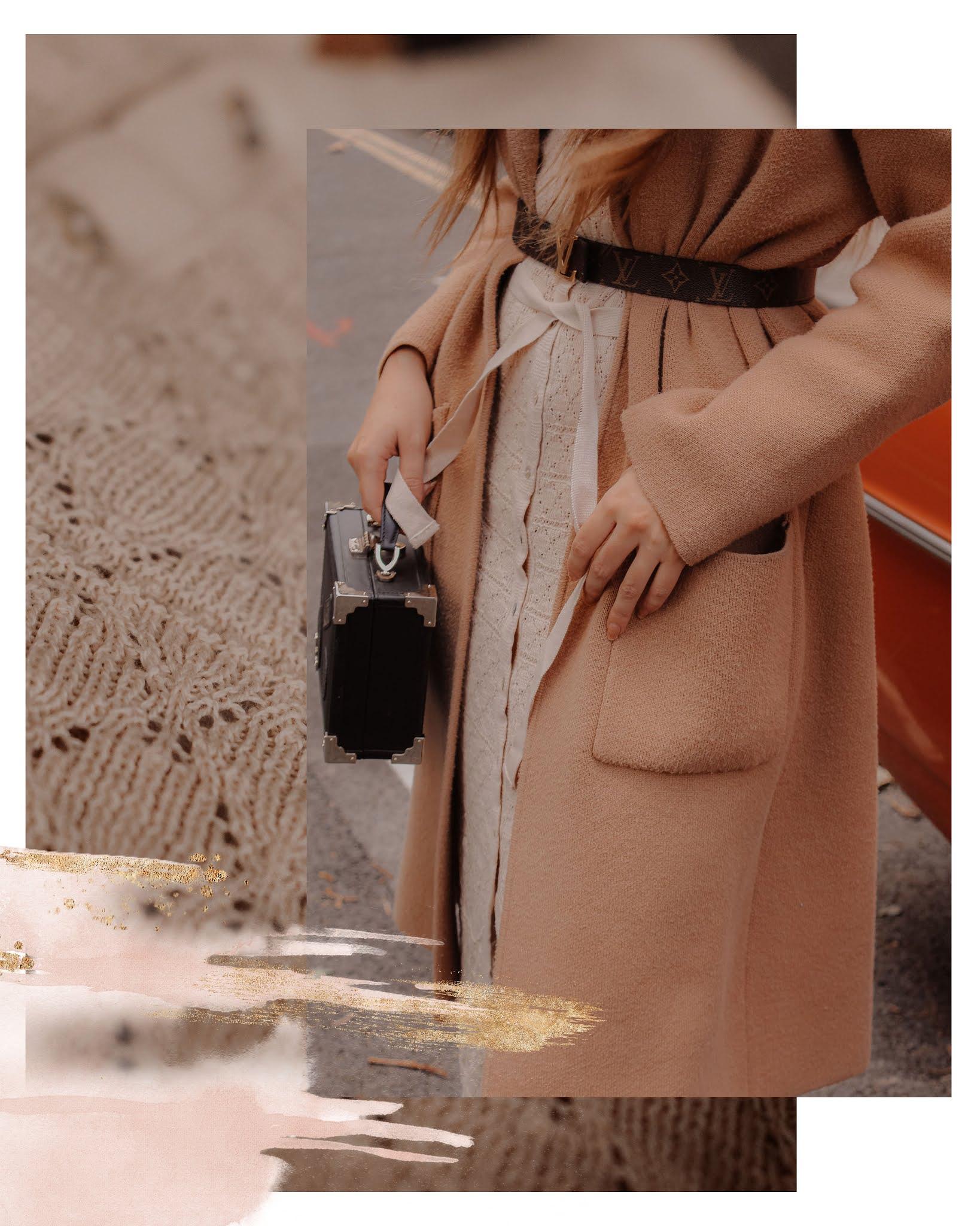 Louis Vuitton Mini 25mm Womens Monogram Brown Belt