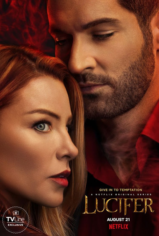 Lucifer  Serie Completa 1080p Dual Latino/Ingles