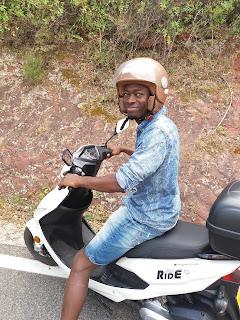 usman en moto