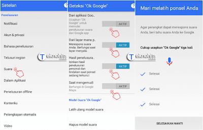 Deteksi Ok Google