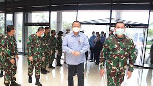 KASAL Terima Kunjungan Menteri Kelautan dan Perikanan Republik Indonesia