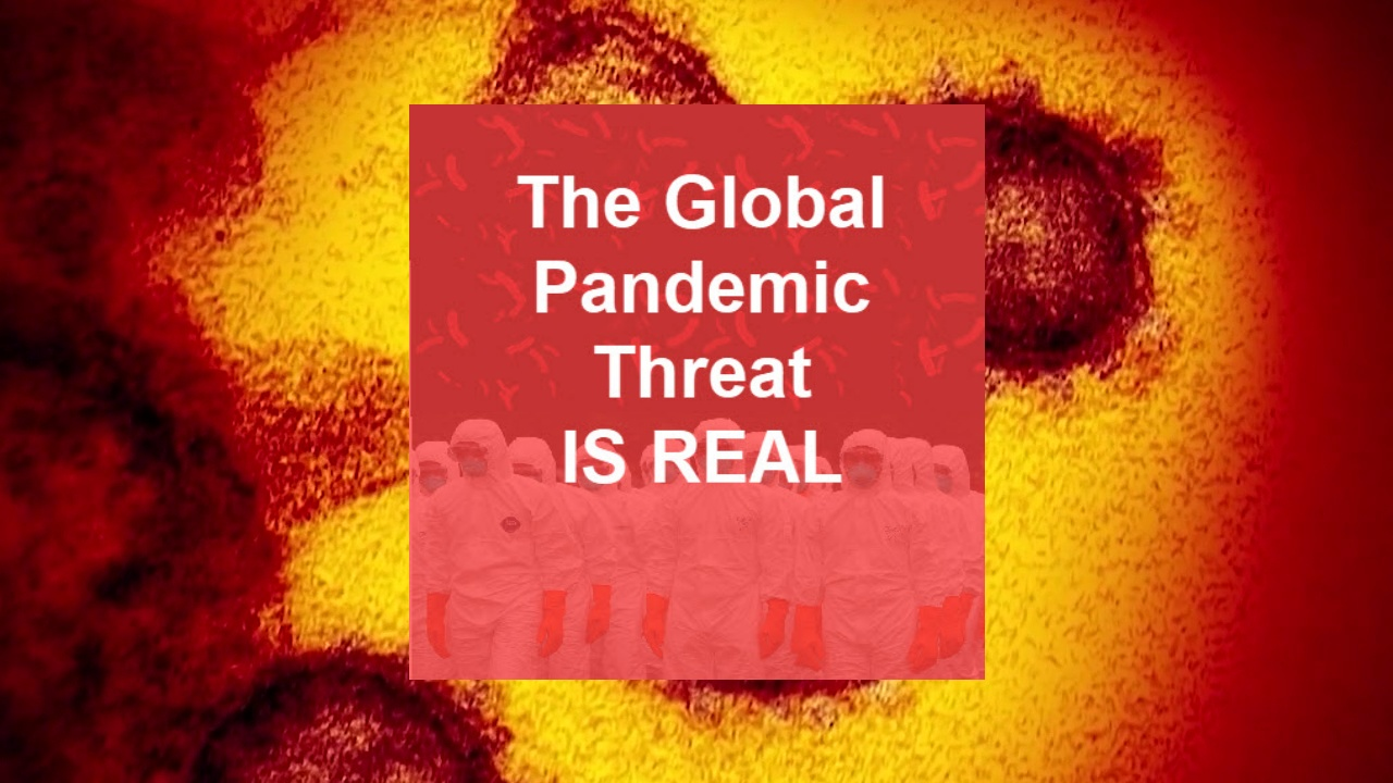 Threat Of Coronavirus Pandemic