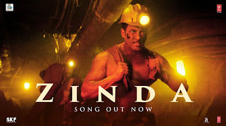 ZINDA FULL LYRICS – BHARAT - Salman Khan
