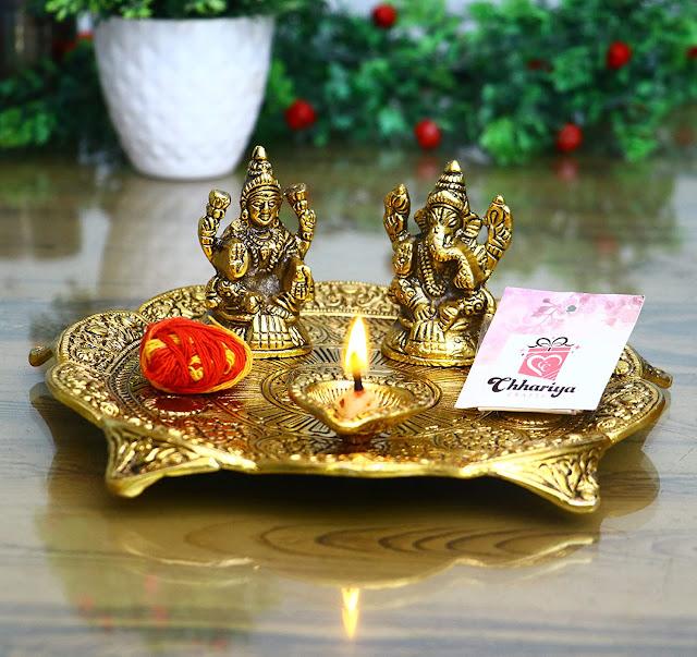 Laxmi-Ganesh-Pooja-Thali