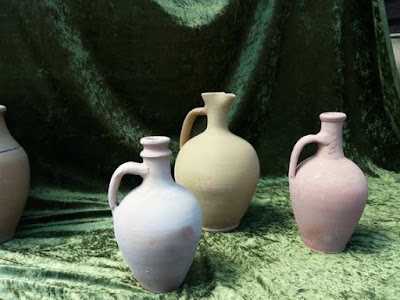 Clay Water Jugs on Etsy