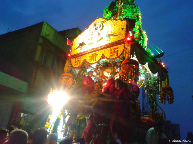 Image: Balaji Rath from side