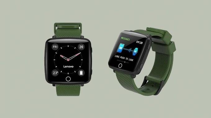 Sorteio Concorra a um Smartwatch Lenovo Carne!