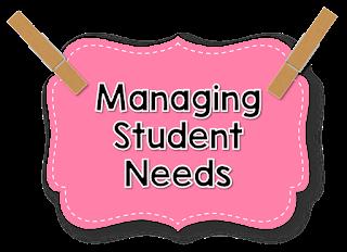 Managing Student Needs