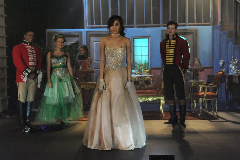 Cinderella Story: If the Shoe Fits39;  a Network Television Premiere on