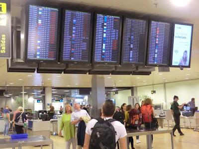 retrasos de vuelos