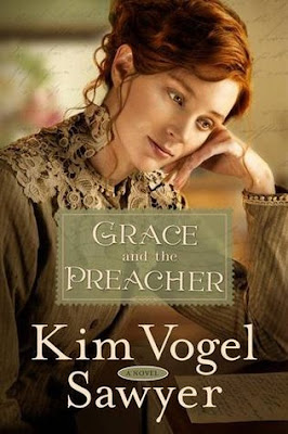 BOOK REVIEW: Grace and the Preacher by Kim Vogel Sawyer