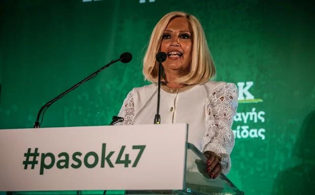 Γεννηματά: Δεν είναι αποδεκτό υποψήφιος πρόεδρος του ΚΙΝΑΛ να αντιπολιτεύεται το κόμμα του