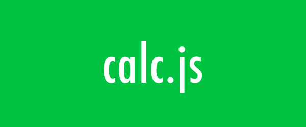 calc.js - evaluate expressions for Math