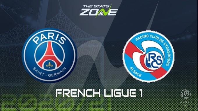 مشاهدة مباراة باريس سان جيرمان و ستراسبورج بث مباشر
