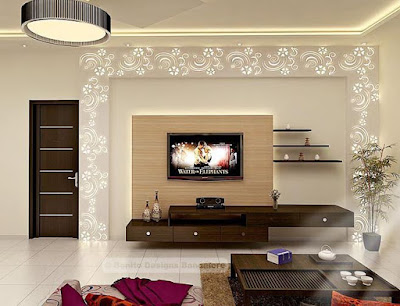 Top 40 Modern Tv Cabinets Designs Living Room Tv Wall