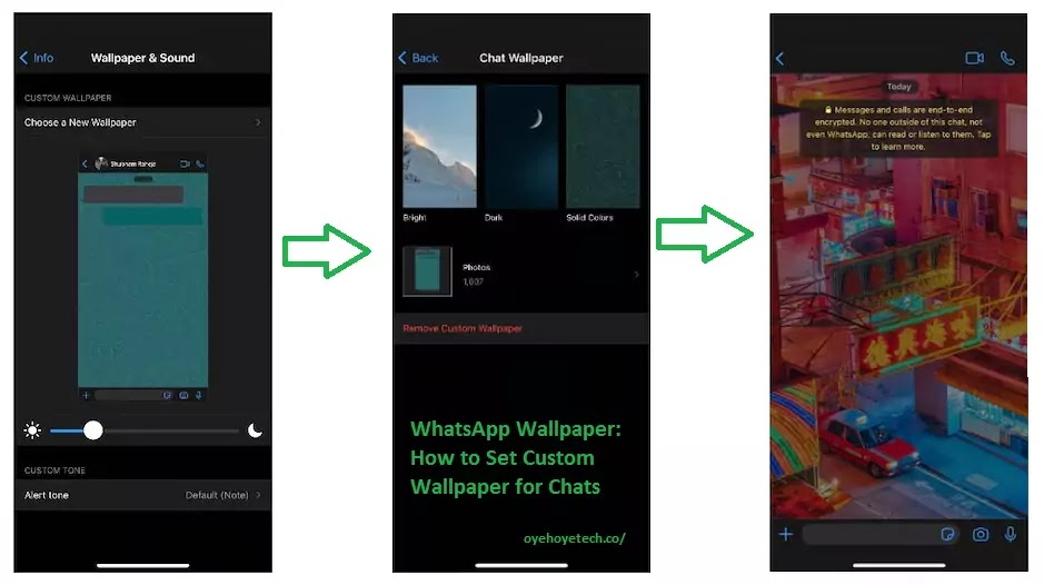 WhatsApp Wallpaper: How to Set Custom Wallpaper for Chats