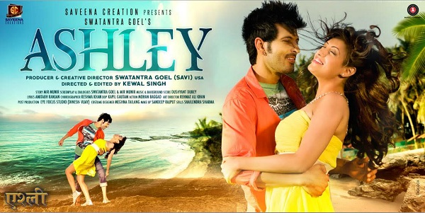 Ashley a romantic thriller releasing on 13 January